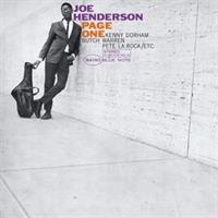 Joe Henderson-Page One