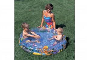 Pool 3-ring 122*25cm 140l