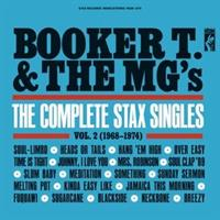 Booker T.and The MGs-Complete Stax Singles Vol. 2 1968-1974(LTD)