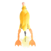 SG  3D Duckling 10cm/40g Yellow