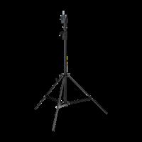 Steel Stand black, 118-220 cm