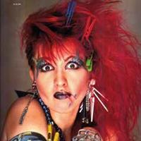 Cyndi Lauper-Live at the Summit,houston 1984