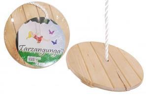 Tarzangunga 30cm i trä