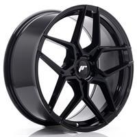 JR Wheels JR34 20x9 ET35-40 5H BLANK Gloss Black