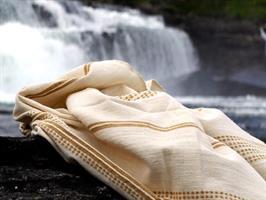 Spahåndkle/ Throw natur