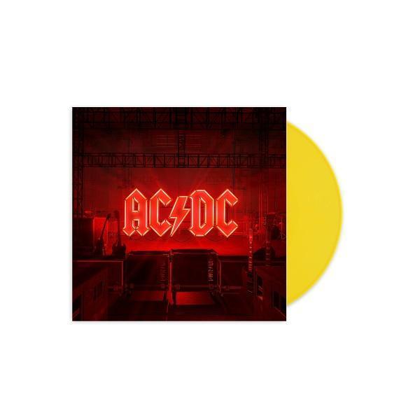 AC/DC-Power UP(LTD Yellow)