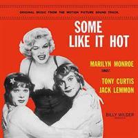 Marilyn Monroe-Some like it hot