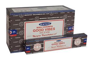 Good Vibes  Satya rökelse