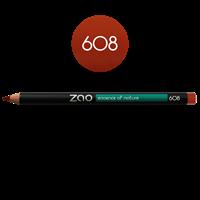 Orange Brown Penna 608
