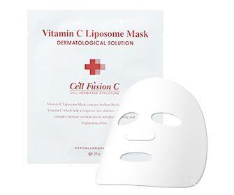VITAMIN C Liposome Mask Naamioliina  5 kpl