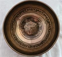 Klangskål Gravyr 15,5 cm