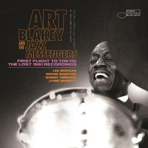 Art Blakey-First Flight to Tokyo: The Lost 1961 Recordings(Blue Note)