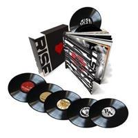 RISE AGAINST-Career Vinyl Book(LTD)