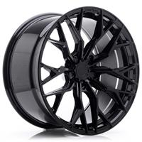Concaver CVR1 20x10 ET20-48 BLANK Platinum Black