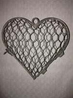 Bulligt hjärta storlek S
