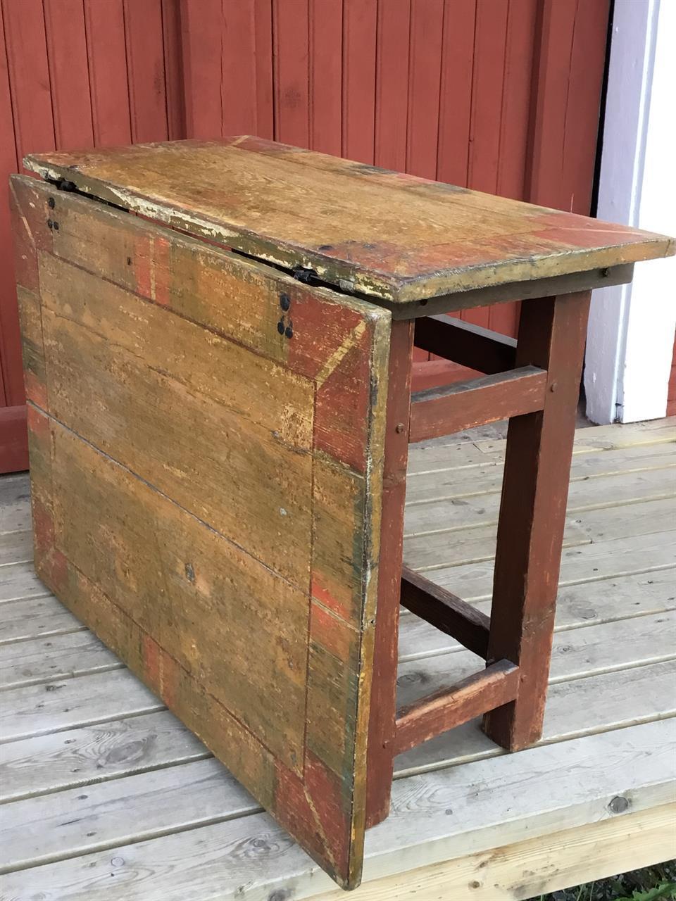 Antikt klaffbord