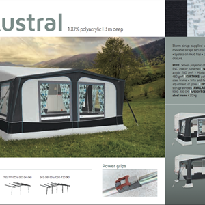 Austral Fortelt Str M 1090-1130