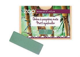 Refill rectangle Eye shadow 217 Eucalyptus green