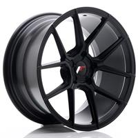 JR Wheels JR30 18x9,5 ET20-40 5H BLANK Matt Black