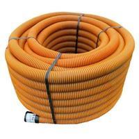 Kabelslang Orange, 50x50m