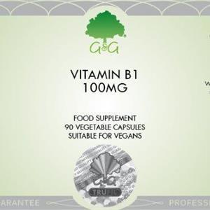B1 Tiamin 100 mg