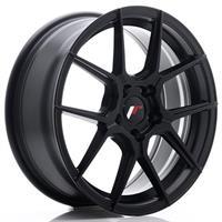 JR Wheels JR30 17x7 ET20-40 5H BLANK Matt Black
