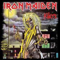 Iron Maiden-Killers(Lerret)