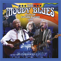 The Moody Blues-Days Of Future Passed Live