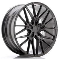 JR Wheels JR38 18x9 ET20-45 5H BLANK Hyper Gray