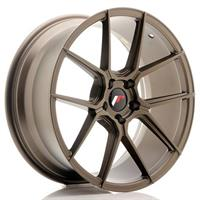 JR Wheels JR30 18x9,5 ET20-40 5H BLANK Matt Bronz