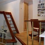 Inredning i liten lägenhet