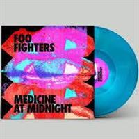 FOO FIGHTERS-Medicine At Midnight(LTD Blue)