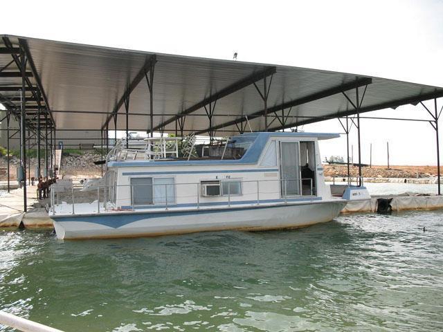 Husbåt 1973