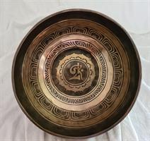 Klangskål Gravyr 25,5cm