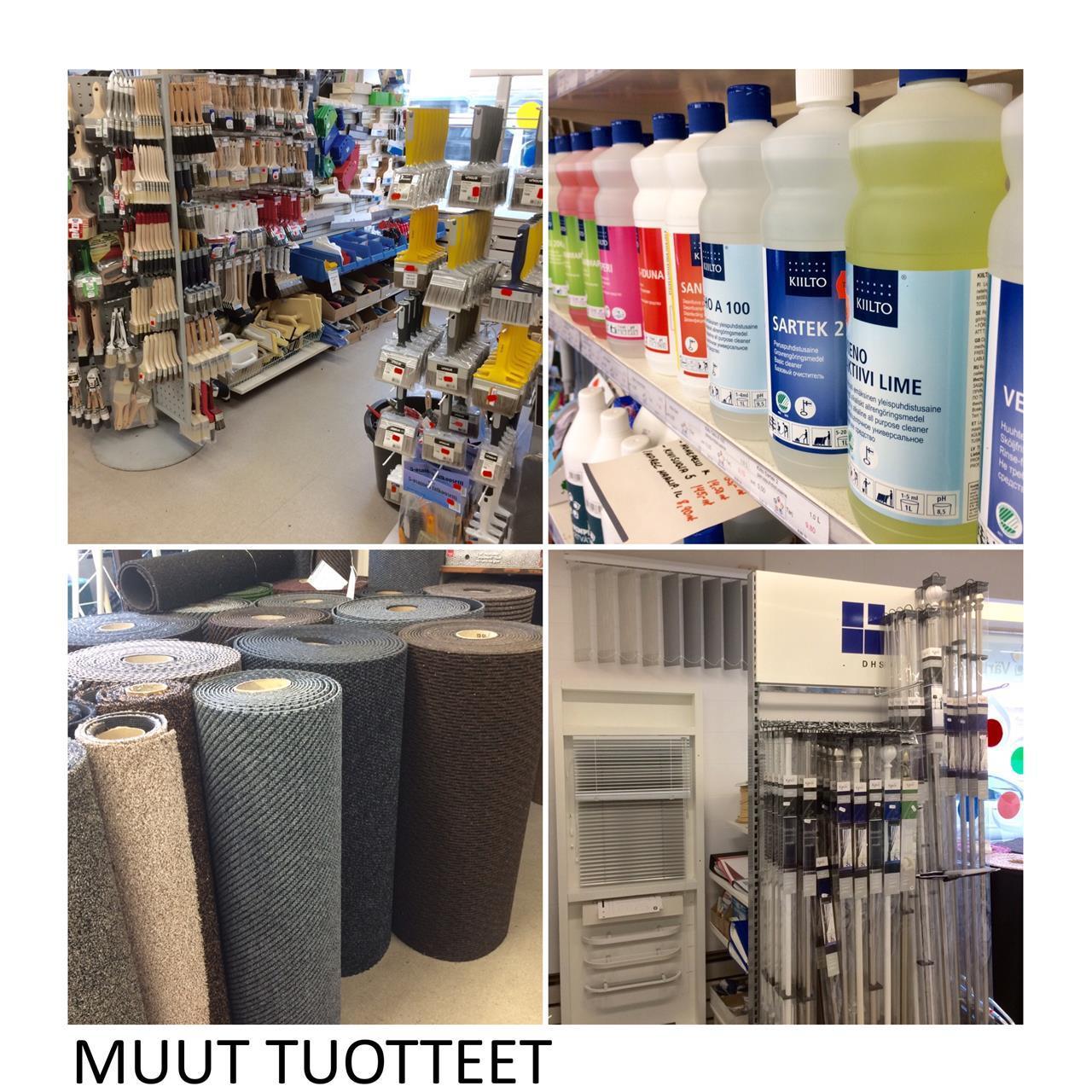 Muut tuotteet