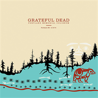 Grateful Dead-Portland Memorial Coliseum  19/05/19
