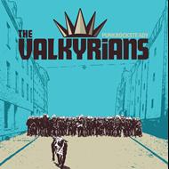 Valkyrians-Punkrocksteady(LTD)
