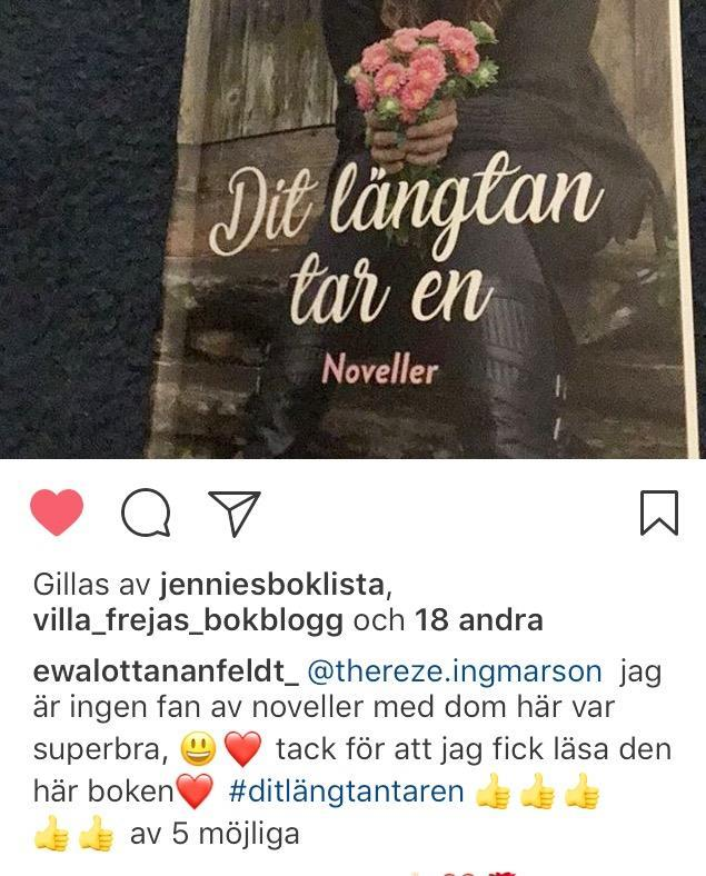 "Nanfeldt om ""Dit längtan tar en"""