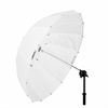 Umbrella Deep Translucent M (105cm/41