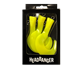 Headbanger Tail 9cm/7g 3pk Flour Gul