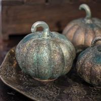 Majas Rustic pumpkin pumpa stor