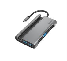 HAMA Dockingstasjon USB-C