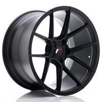 JR Wheels JR30 20x10 ET20-40 5H BLANK Matt Black