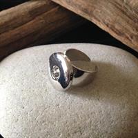 Ring i metall
