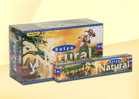 Natural  Satya rökelse