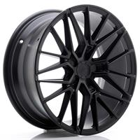 JR Wheels JR38 18x9 ET20-45 5H BLANK Matt Black