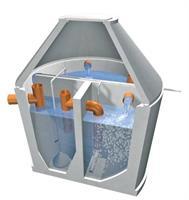 WSB® Clean 2 Hushåll (Enkelbrunn)
