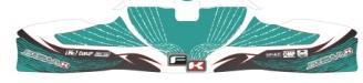 Dekor Frontspoiler FK 506