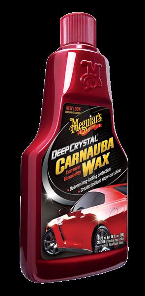 Deep Crystal Carnuba Wax