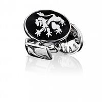 Manschettknappar sterling silver, The Lion